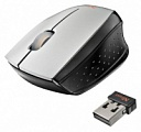Мышь Trust Isotto Wireless Mouse silver/black USB (40/480)